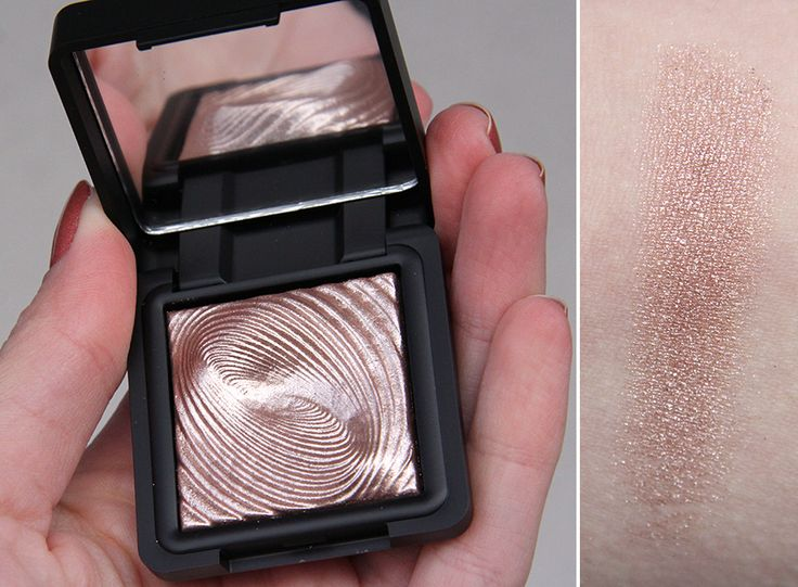 KIKO Cosmetics Water Eyeshadow - Champagne (200) - via KillerColours love these dry to wet use eyeshadows.