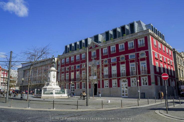 NH Collection Porto Batalha [2015 - Porto / Oporto - Portugal] #fotografia #fotografias #photography #foto #fotos #photo #photos #local #locais #locals #baixa #cascoantiguo #downtown #cidade #cidades #ciudad #ciudades #city #cities #europa #europe #turismo #tourism #arquitetura #arquitectura #architecture @Visit Portugal @ePortugal @WeBook Porto @OPORTO COOL @Oporto Lobers