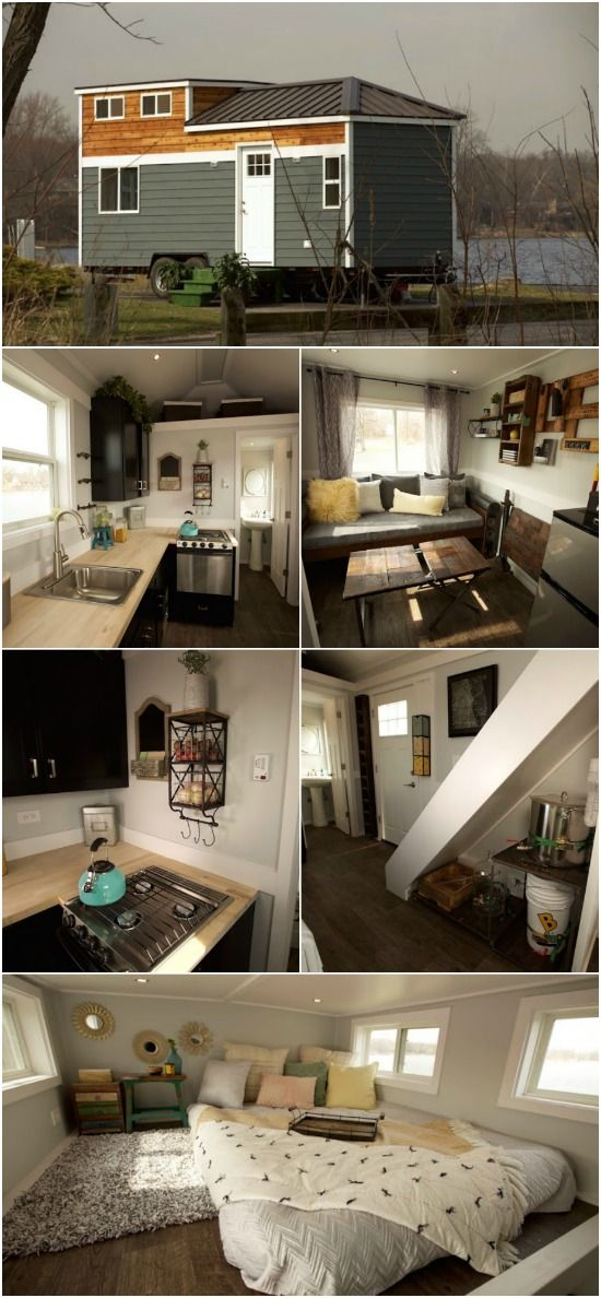 Titan Tiny Homes Releases 250sf Notarosa Tiny House on Wheels Titan Tiny  Homes of