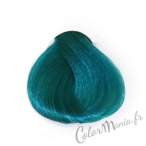 coloration cheveux vert tropical tropical green stargazer color maniafr - Dcoloration Cheveux Colors