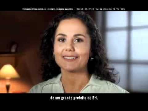 Lilian Nunes - Apresentadora Campanha Prefeitura de Belo Horizonte