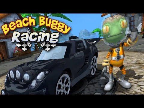 #8 Beach Buggy Racing -  Danger Derby - Gameplay - Walkthrough - Video Game