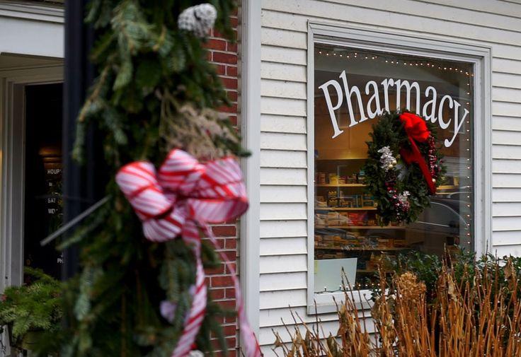 Local Pharmacy, Washington Depot, CT