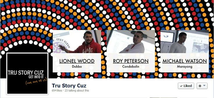 Tru Story Cuz is a place for sharing your stories with other young Aboriginal people in NSW. It's the social outcome for Make Art Make Change which supported 3 fresh artists to create work with a responsible health message.