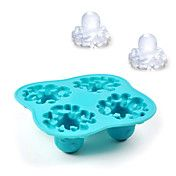 4-Cell DIY Octopus Shaped Ice Tray Mould – EUR € 5.05