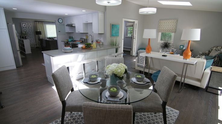 Dayna & Jeremy's DINING AREA REVEAL | Buying & Selling