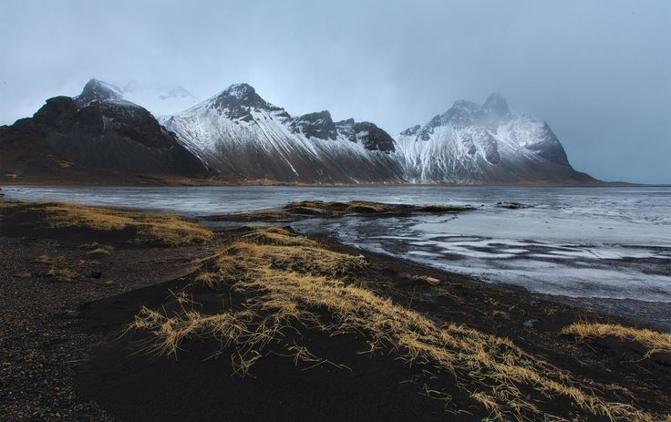 vestrahorn by donald luo on 500px