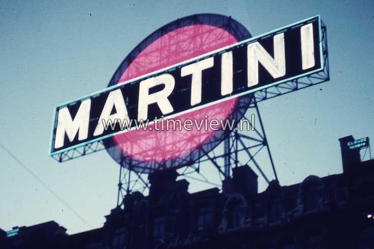 S011. Martini Neon 1950s