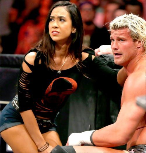 Dolph Ziggler Girlfriend Real Life Who is Dolph Ziggler Wife Married to