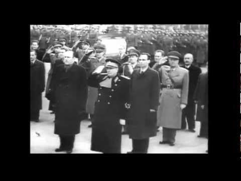 Magyarország lángokban - Egy nép harca a szabadságért (Ungarn in Flammen) 1956 - YouTube