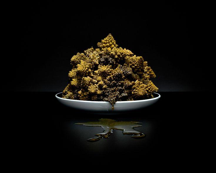 PROJECTS One Third | Romanesco Cauliflower | Klaus Pichler