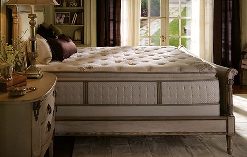 Stearns and Foster Traditional Mattress