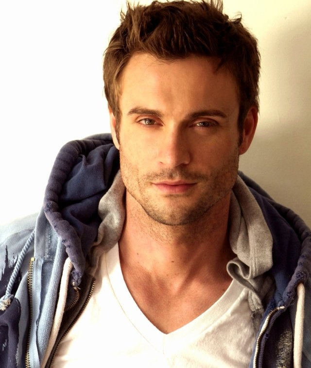 Daniel Goddard - The Young and the Restless. Oh my... I may have to start watching this soap opera!!!