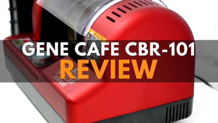 Gene cafe roaster Review of the home coffee roaster CBR-101 Best - jamie oliver küchengeräte
