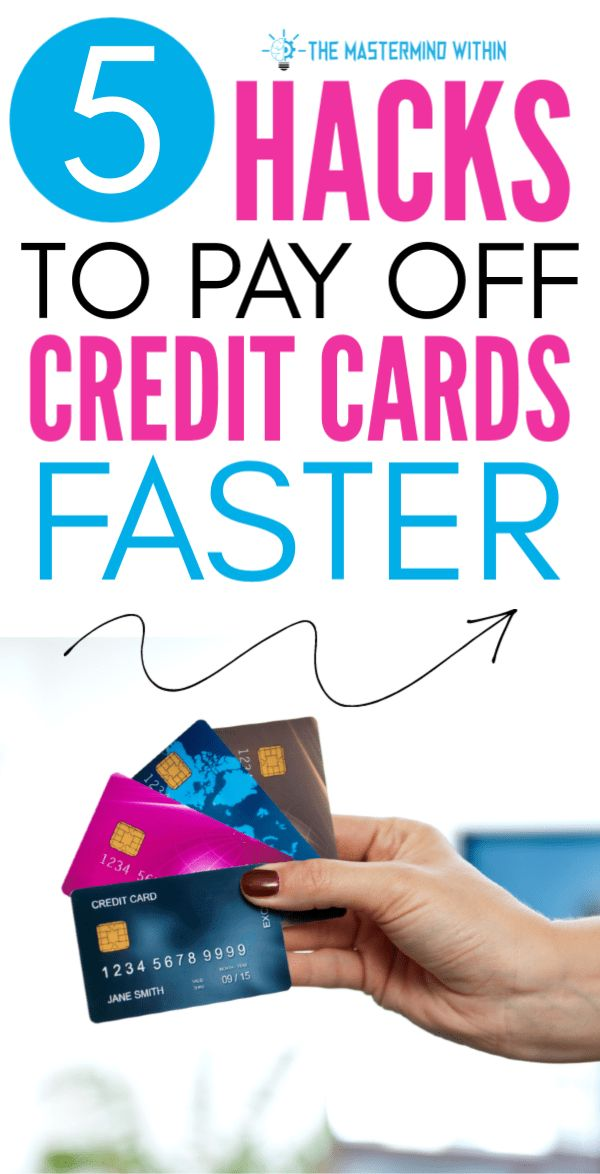5 Credit Card Debt Pay Off Tips to Get Out of Debt