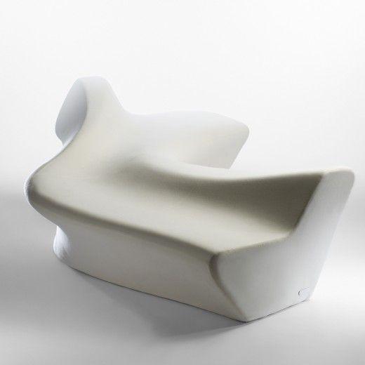 Zaha Hadid Furniture Designs: Zaha HADID Moraine Sofa