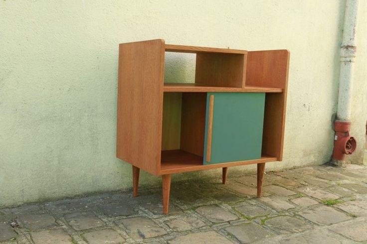 17 meilleures id es propos de meuble hi fi sur pinterest platine rangeme - Fabriquer une platine vinyle ...