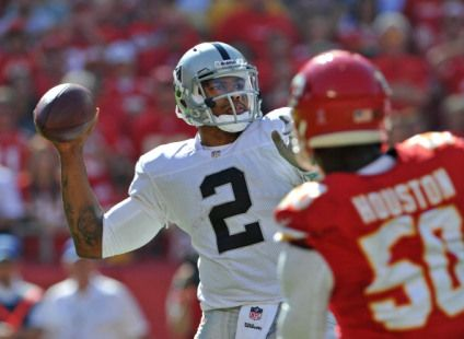 Terrelle Pryor To Remain As The Starting Quarterback For Raiders « CBS San Francisco Read about it...