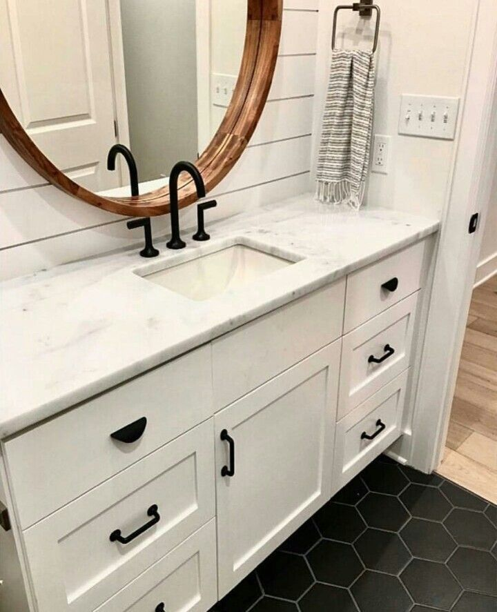46 Simple Guest Bathroom Makeover Ideas On A Budget Idee Salle