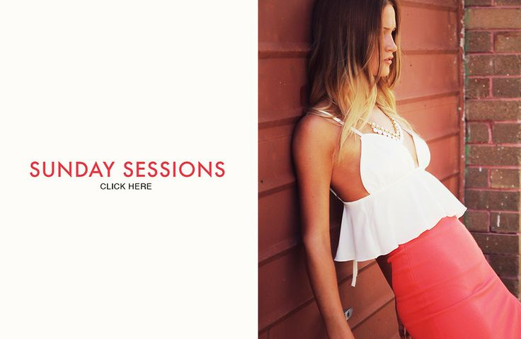 Lookbook Sunday Sessions | Will and Wild http://www.willandwild.com/pages/lookbook