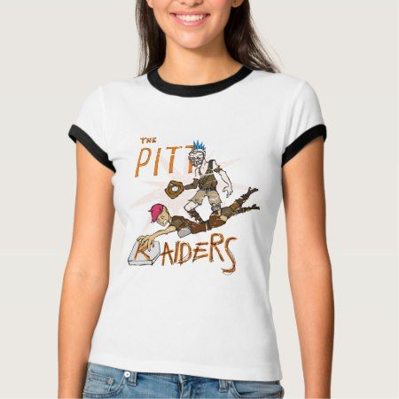 The Pitt Raiders T-Shirt - tap to personalize and get yours