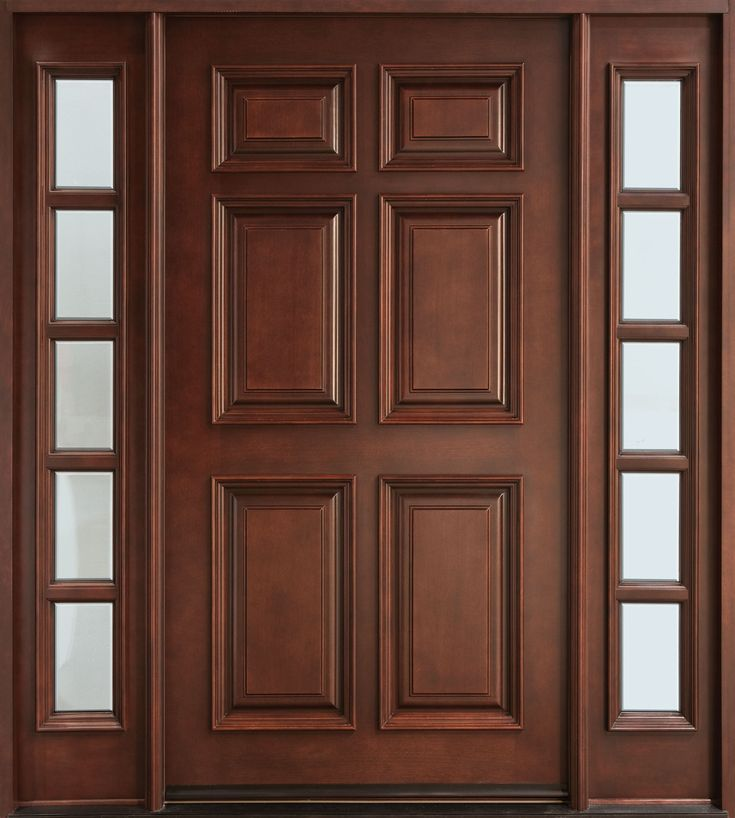 Best 25 wooden door design ideas on pinterest main door for Wooden entrance doors