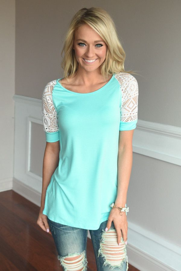Don't Look Back ~ Mint – The Pulse Boutique