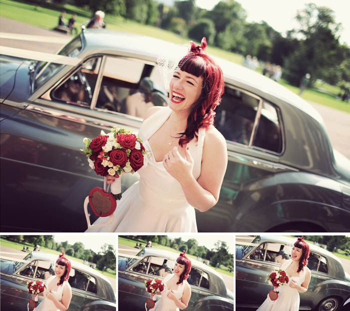 Sarah James Rockin Rockabilly Wedding