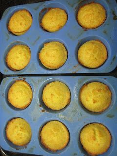 Low carb cornbread!  Hello southern style chicken and dressing!