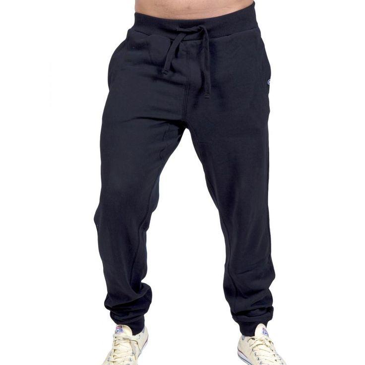BASEHIT Ανδρικό αθλητικό παντελόνι φόρμας με λάστιχο