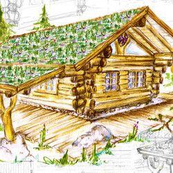 Kanadisches Blockhaus Beaver Creeck Lodge