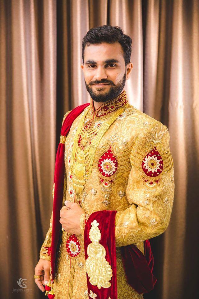 So nice groom! Photo by Sandeep Gadhvi Photography, Ahmedabad #weddingnet #wedding #india #indian #indianwedding #weddingdresses #mehendi #ceremony #realwedding #lehengacholi #choli #lehengaweddin#weddingsaree #indianweddingoutfits #outfits #backdrops #groom #wear #groomwear #sherwani #groomsmen #bridesmaids #prewedding #photoshoot #photoset #details #sweet #cute #gorgeous #fabulous #jewels #rings #lehnga