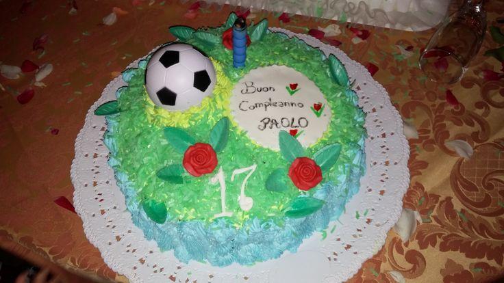 per il cugino calciatore