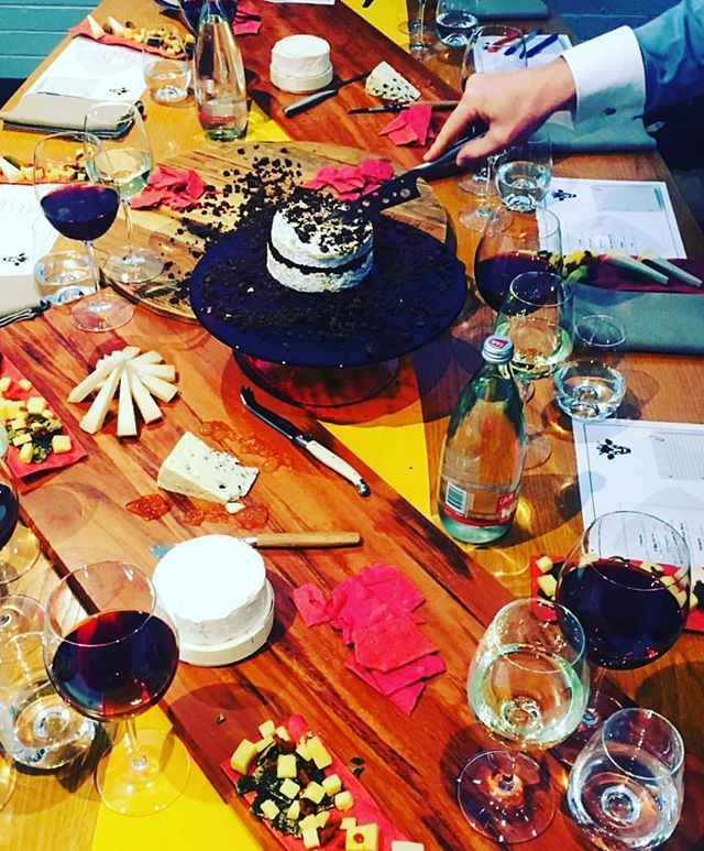 The fun of Cheese Matching Events kick off this month with Cheese  Wine. Enjoy intimate classes spectacular cheese and wine from Australia and the world and take away a solid understanding of your taste profile - join us!  Link in bio for more info  #melbournecheesecave