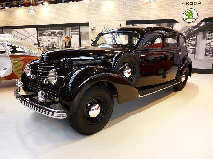 Skoda Superb 4000 1940