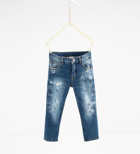 Denim - Pantalons En Denim Réunis Uniques J7DsEyE
