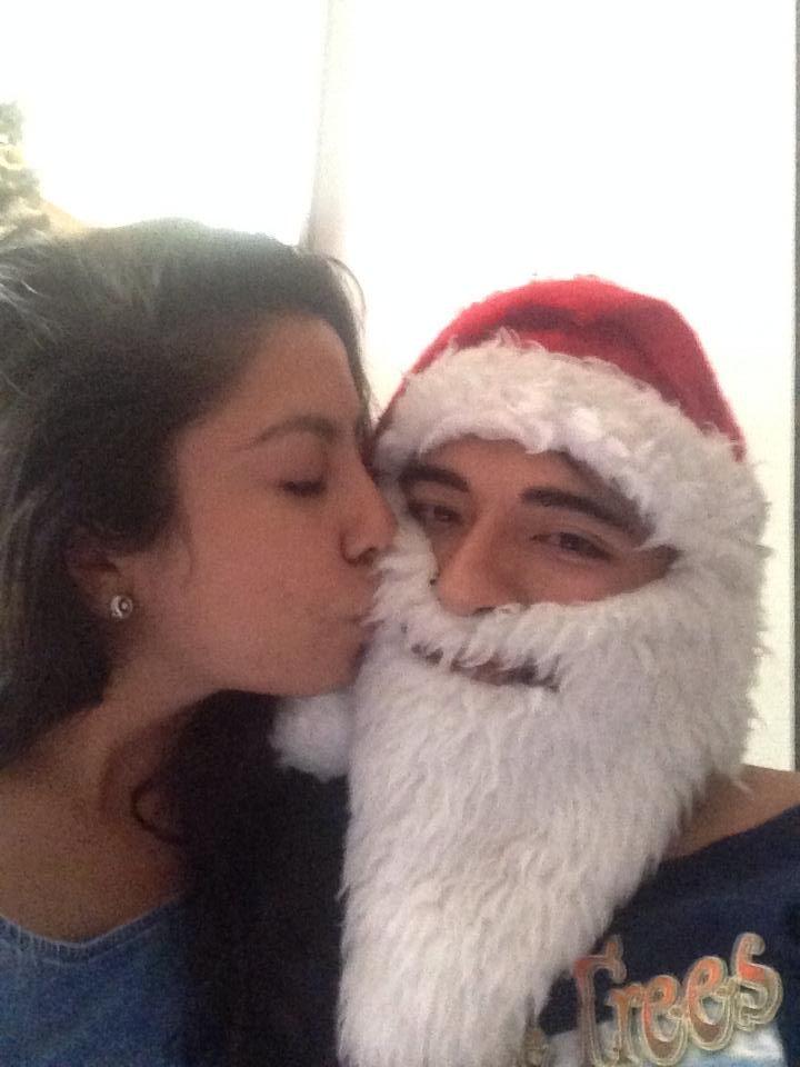 i love u Santa Claus