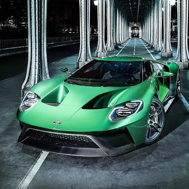 Best Supercars 2017: 100 Best 2017 Ford Gt Images On Pinterest