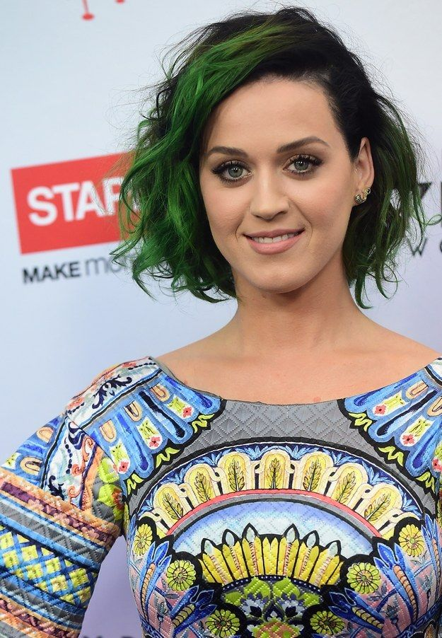 Or this.   What Do You Think Of Katy Perry's Pixie Haircut?