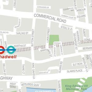 20 best EAST END  Maps images on Pinterest  Tower hamlets