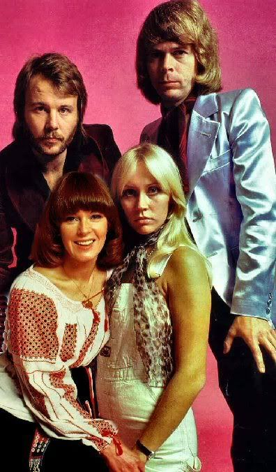 Pics of all 4 together - Seite 36 | www.abba4ever.com