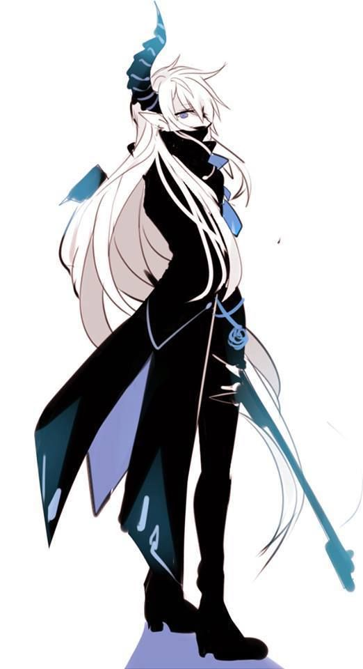 Anime Character Design Jobs : Best images about anime elsword on pinterest