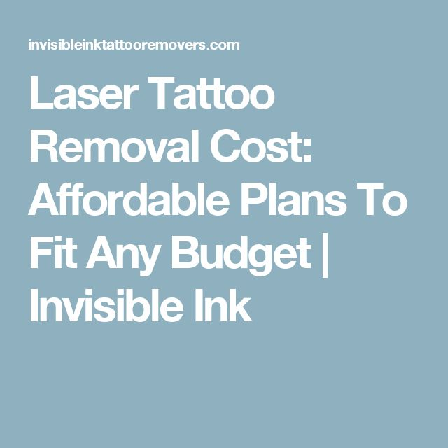 Best 25 tattoo removal ideas on pinterest sternum for Invisible ink tattoo removal price
