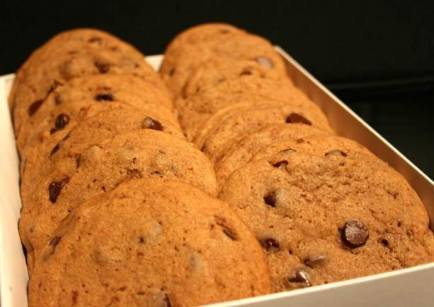MALTED MILK Chocolate Chip Cookies - WOW!. Photo by lilsweetie