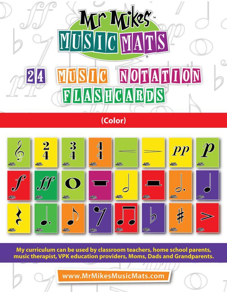 (03) 24 Music Notation Flashcards