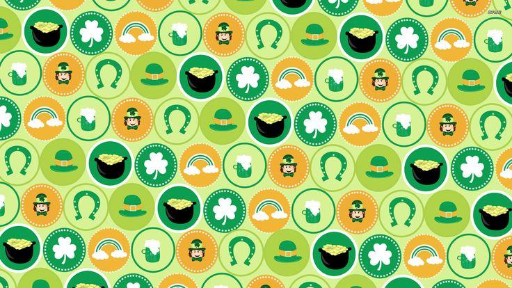 St Patricks Day Wallpapers Desktop Wallpaper