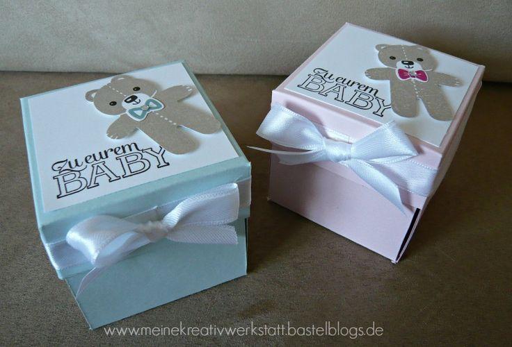 Explosionsbox Junge/Mädchen, Stampin up, www.meinekreativwerkstatt.bastelblogs.de