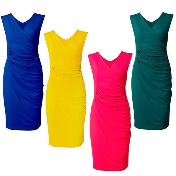 Nieuw Model in de shop: Rosie | http://www.dressesonly.nl/jurk-rosie-kobalt-srndpty.html | #dress
