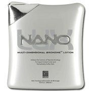 Nano Lux Multi- Dimensional Bronzer 11.8 Oz Top Seller! by Fiji Blend. Save 42 Off!. $38.00. fiji blend Nano Lux Multi- Dimensional Bronzer 11.8oz  Nano Lux offers the discriminating tanner the ultimate in deep dark color that you can see instantly.  Nano-Cream Technology intergrated with time released Nanobronze DHA, delivers long-lasting results, while Saliporine 8 increases moisturization by to 6000%!  Sensoft, a silicone alternative, imparts a velvet feel to the skin for luxury ...