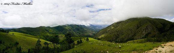 Roling hills